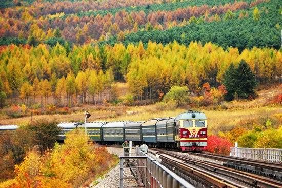 东北最美高铁 为旅游带来的机遇